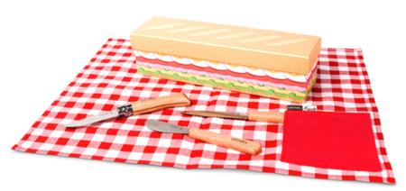 Sandwich Kit: nos vamos de pic-nic