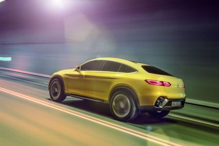 Mercedes Glc Coupe 4