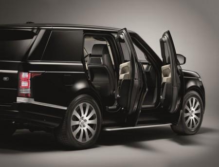 Range Rover Sentinel 1