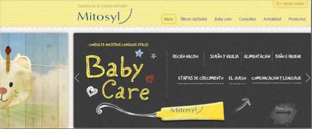 El portal de Mitosyl para aprender sobre la salud y cuidado de los bebés