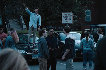 The Society Serie De Television Thriller Juvenil Netflix 4