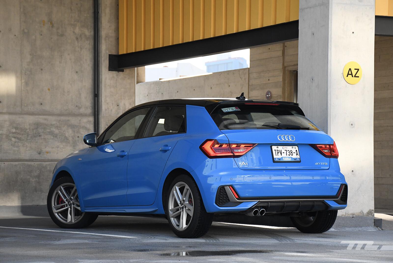Foto de Audi A1 S-Line (prueba) (5/30)