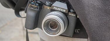 Fujifilm X-S10, toma de contacto: una cámara de prestaciones profesionales en un cuerpo reducido