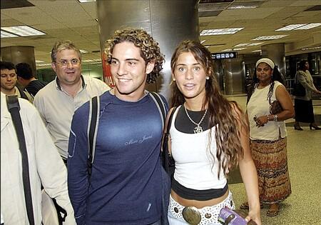 Bisbal y Elena Tablada en sus tiempos mozos
