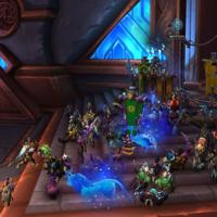Jugadores de World of Warcraft protestan en el juego después de conocer los abusos de Blizzard