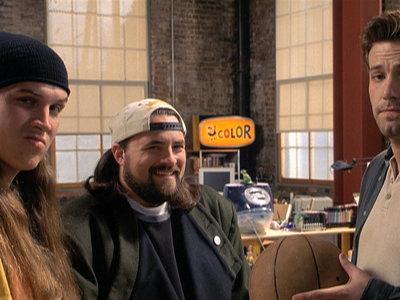 Kevin Smith anuncia la secuela de 'Jay y Bob el Silencioso contraatacan'