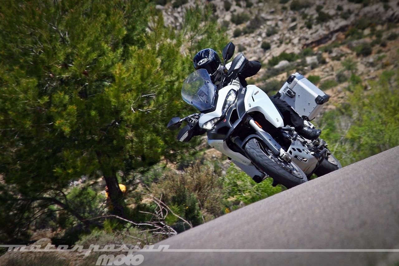 Foto de Ducati Multistrada 1200 Enduro - Acción (28/37)