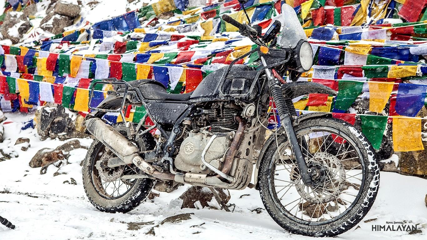 Foto de Royal Enfield Himalayan 2017 (3/11)