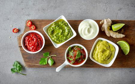 13 recetas de salsas y aderezos saludables que puedes elaborar en casa