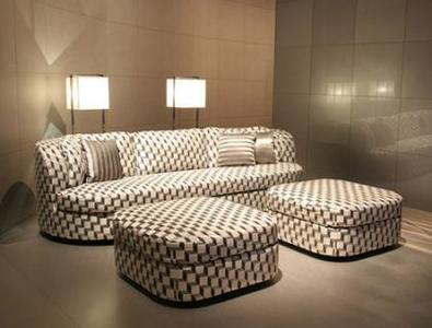 Turandot sofa de Armani