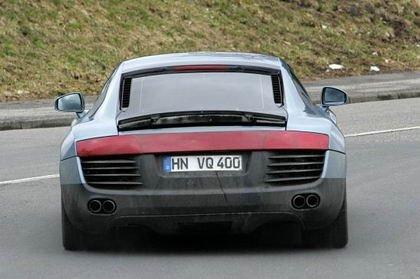 Audi R8 Desnudo