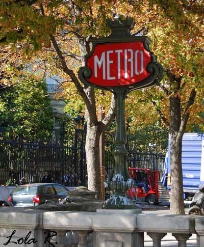 Cómo moverse por París