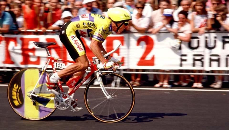Greg Lemond Bottecchia 1989 Tour De France