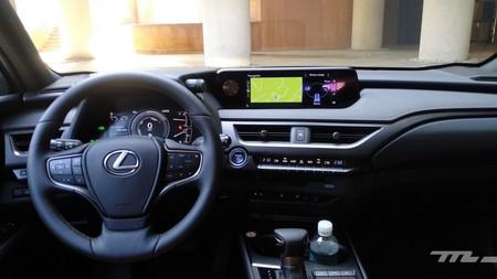 Lexus Ux 2019 interior 185