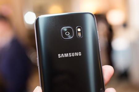 Camara Galaxy S7 Edge