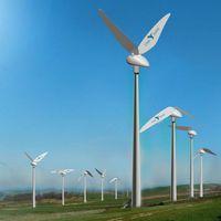 Esta turbina eólica está inspirada en los colibríes, y asegura ser más silenciosa y segura para las aves