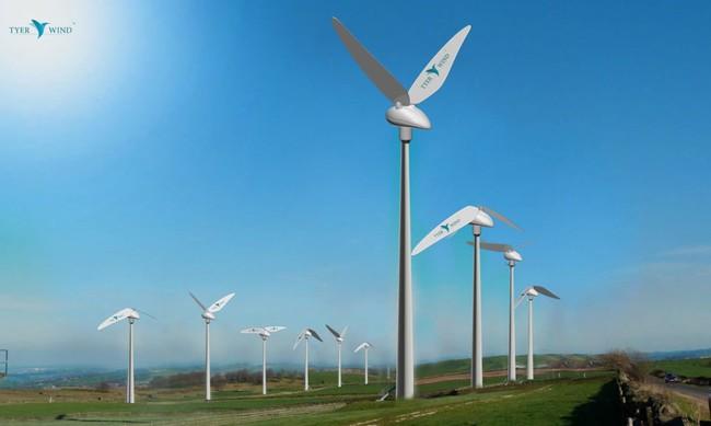 Tyer Wind Turbine 2