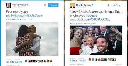 Barak Obama vs Ellen DeGeneres