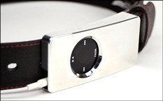 TuneBuckle, dos nuevas versiones del cinturón para el iPod nano