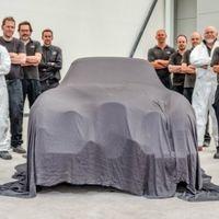 El Jaguar XK120 SE by Pininfarina podrá ser admirado por el público, por primera vez en 40 años