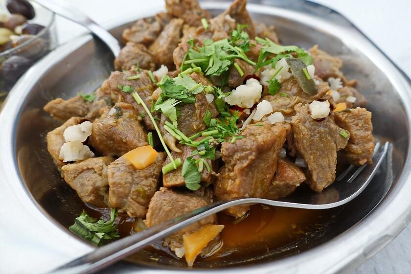 Cazuela duranguense. Receta tradicional y fácil de comida mexicana