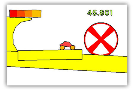 Jellycar, original juego para iPhone