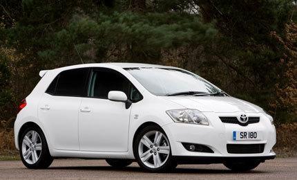 Toyota Auris SR180, a la venta en enero en el Reino Unido