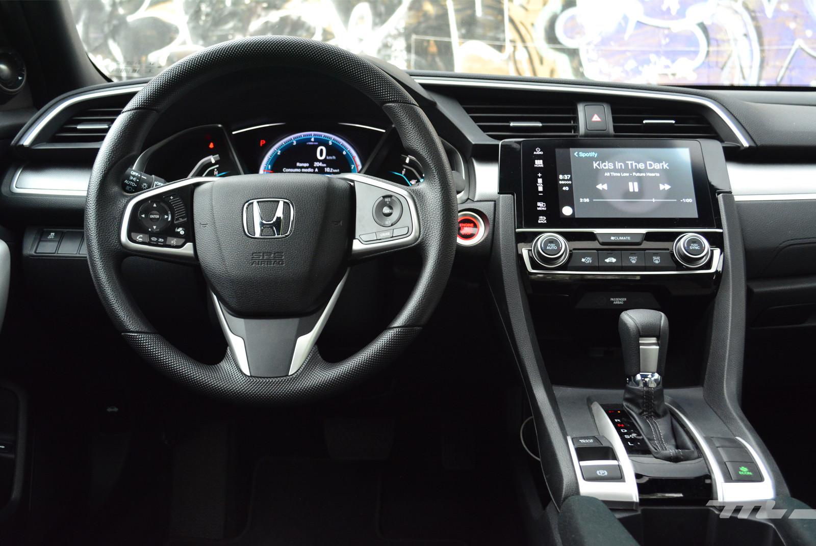 Foto de Honda Civic Coupé (Prueba) (6/15)