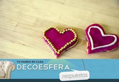 ¿Con qué DIY decorativo vais a sorprender a vuestra pareja por San Valentín? La pregunta de la semana