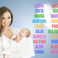 Los 100 nombres de bebé más populares en España, y por comunidades autónomas