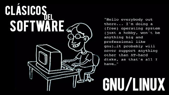 Clásicos del software: GNU/Linux