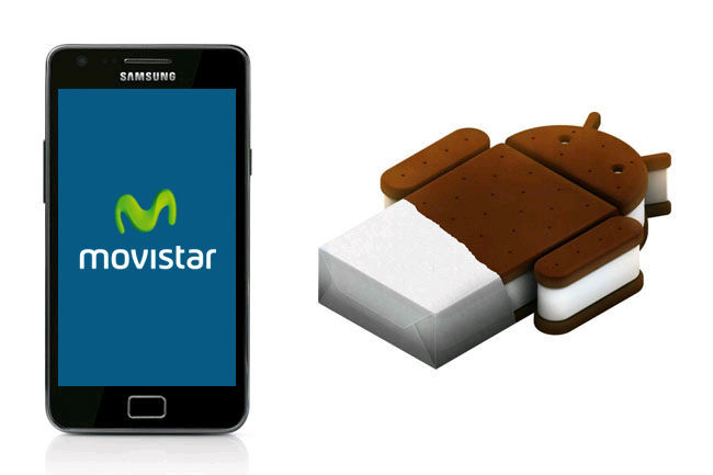 Samsung Galaxy SII (Movistar)