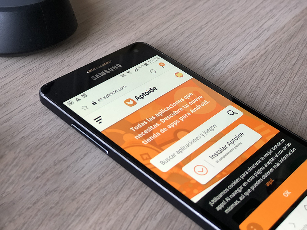 Aptoide le albedrío la lucha a Google: Play Protect no podrá eliminarla de los móviles de los usuarios