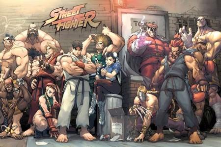 La saga 'Street Fighter' cumple 25 años y Capcom lanza un documental