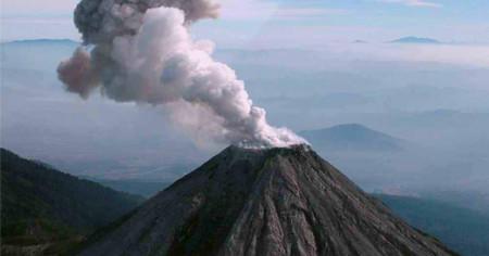 Volcan De Colima Principal