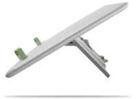 Logitech Cooling Pad N100 y Notebook Riser N110, nuevos soportes para portátiles