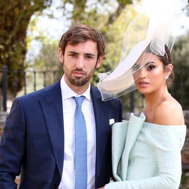 Se casa Marta Pombo, la hermana de María Pombo, con Luis Giménez. Estos son los looks de las invitadas