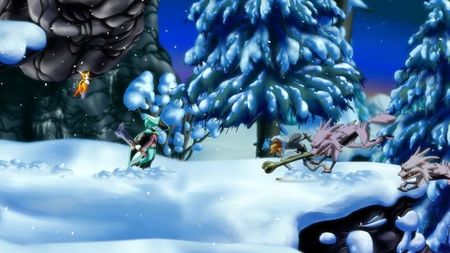 El preciosista 'Dust: An Elysian Tail' se confirma para Steam
