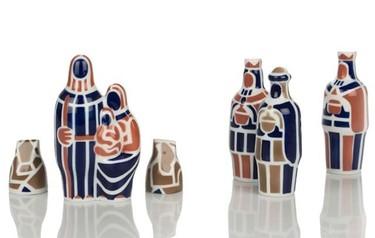 ¿Buscas un Belén diferente? Hazte con este Nacimiento de porcelana de Sargadelos