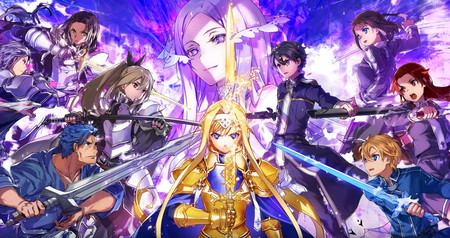 'Sword Art Online Alicization Rising Steel', el último RPG de Bandai Namco, ya está disponible en iOS y Android