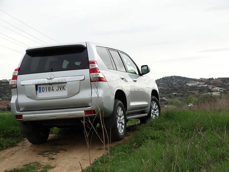 Prueba Toyota Land Cruiser Exteriores 20