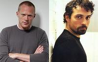 Paul Bettany y Rufus Sewell en 'The Tourist'
