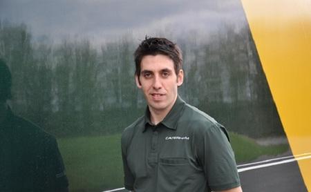 Sergio Canamasas ficha por Caterham Racing