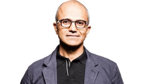 Staya Nadella - nuevo CEO de Microsoft
