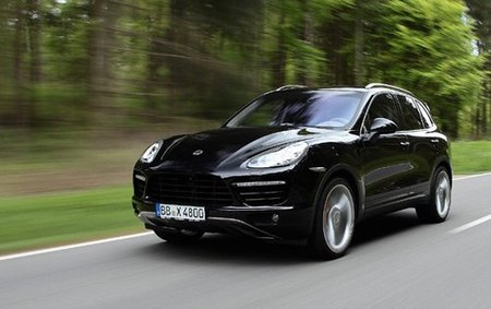 Kit Individualization del nuevo Porsche Cayenne por TechArt