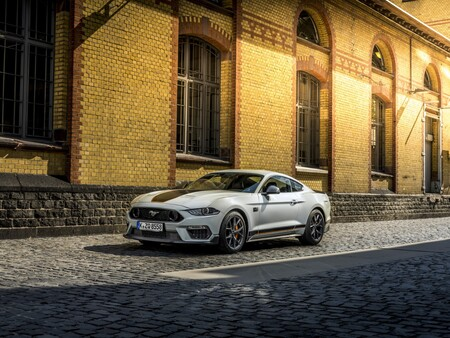 Ford Mustang Mach 1 Europa 03