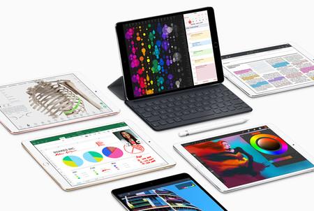 Los nuevos iPad Pro de 10.5 y 12.9 pulgadas ya se pueden comprar en México