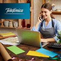'Tu empresa segura' de Telefónica: ciberseguridad, formación y soporte remoto para pymes desde 3,99 euros al mes
