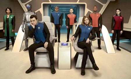 'The Orville': la dramedia basada en 'Star Trek' que no funciona ni como comedia ni como drama