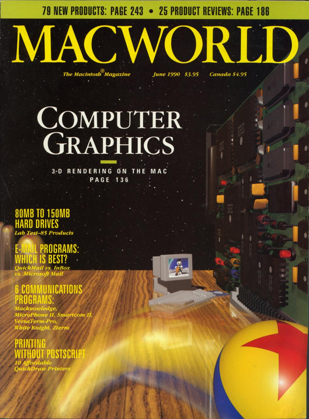 Foto de Revista Macworld (2/16)